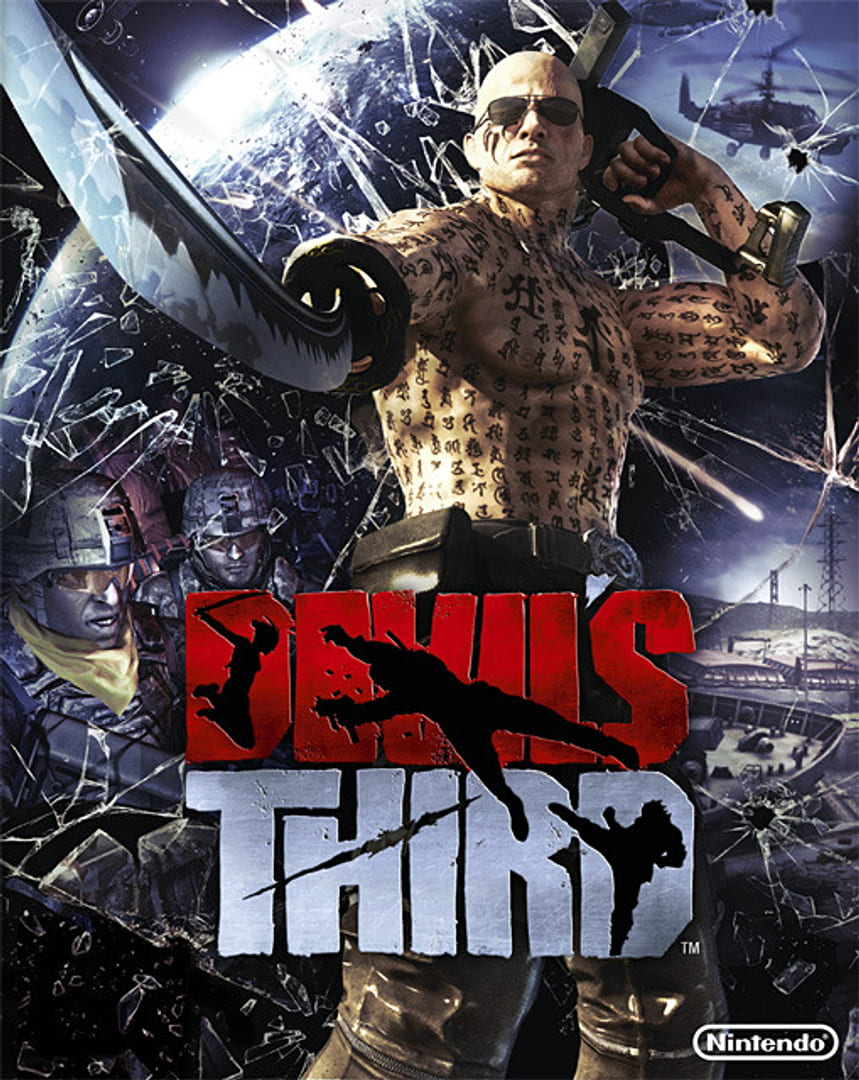 buy Devil's Third cd key for all platform