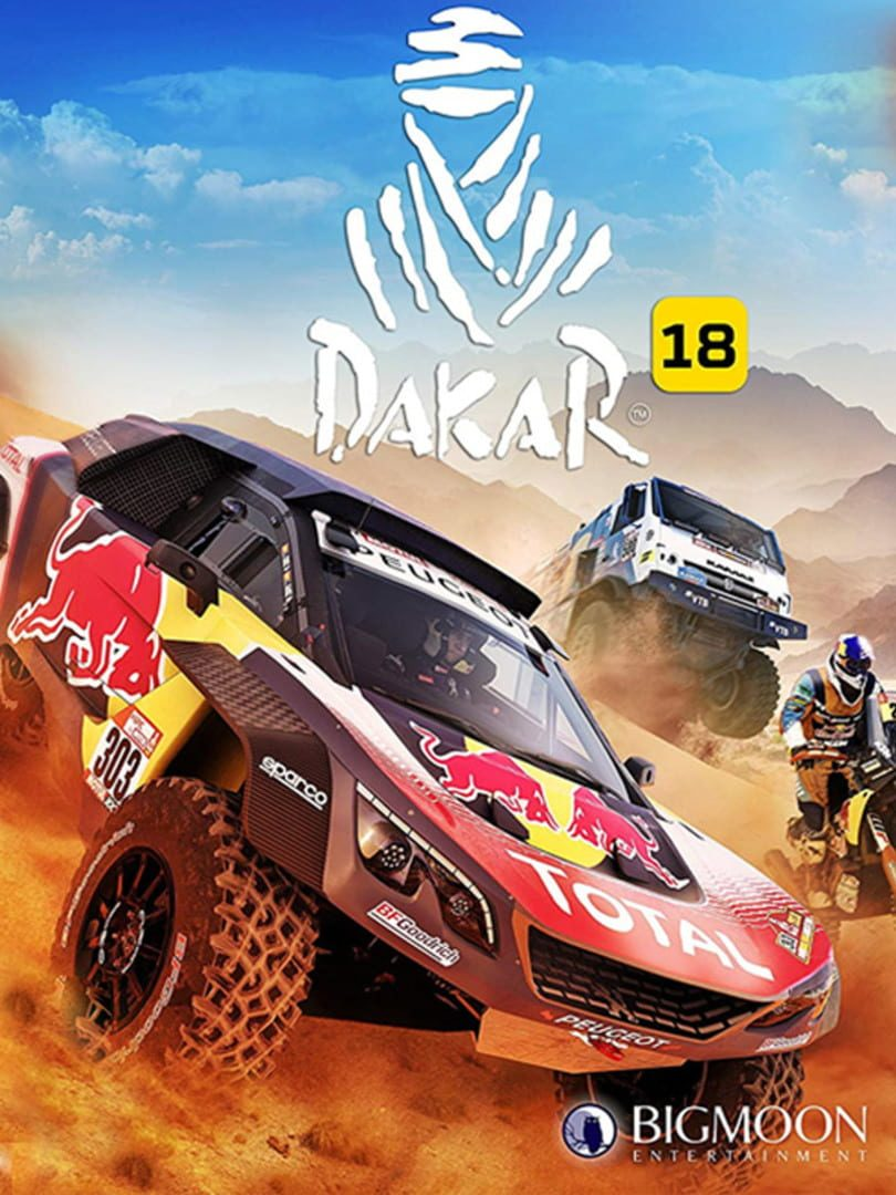 buy Dakar 18 cd key for all platform