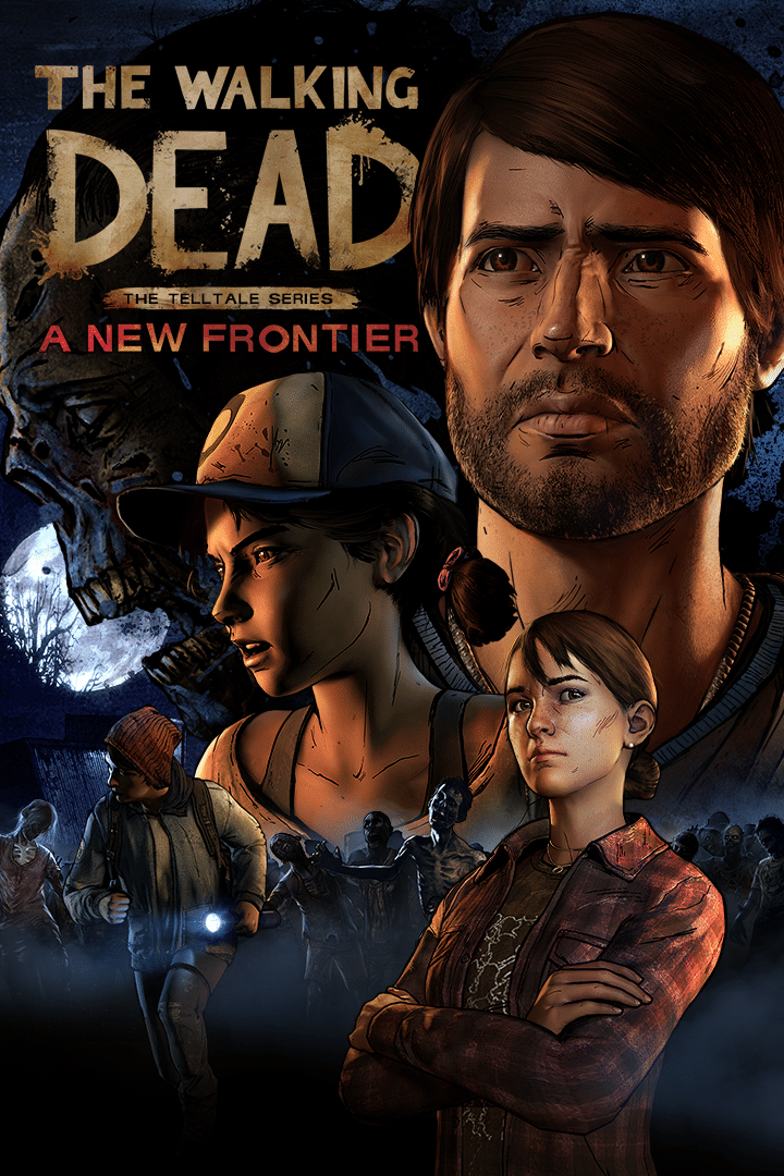 buy The Walking Dead: The Telltale Series - A New Frontier cd key for all platform