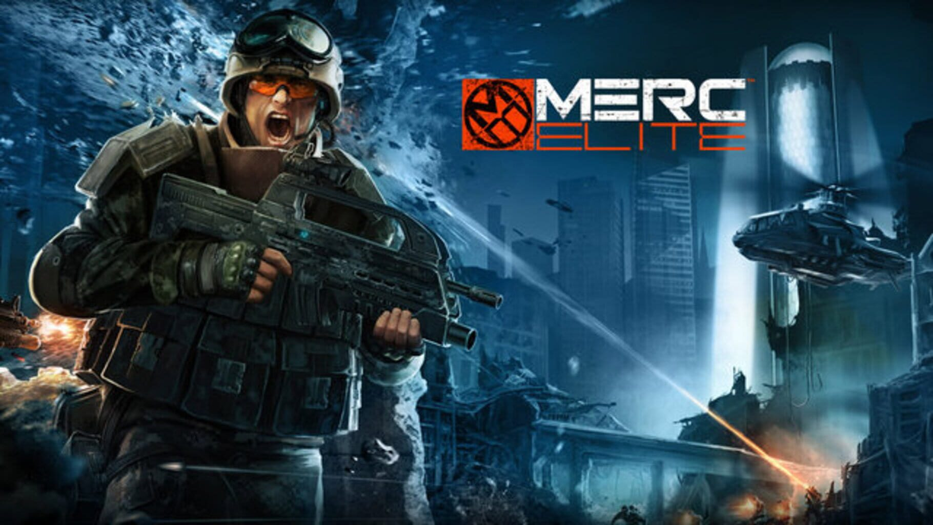 buy Merc Elite cd key for all platform