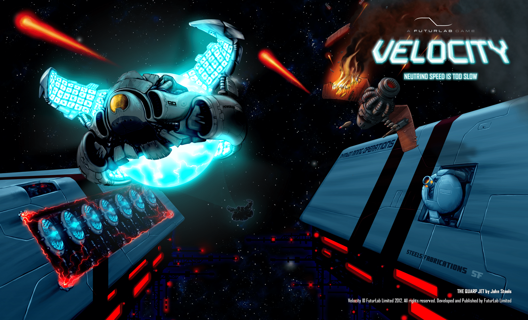 buy Velocity cd key for all platform