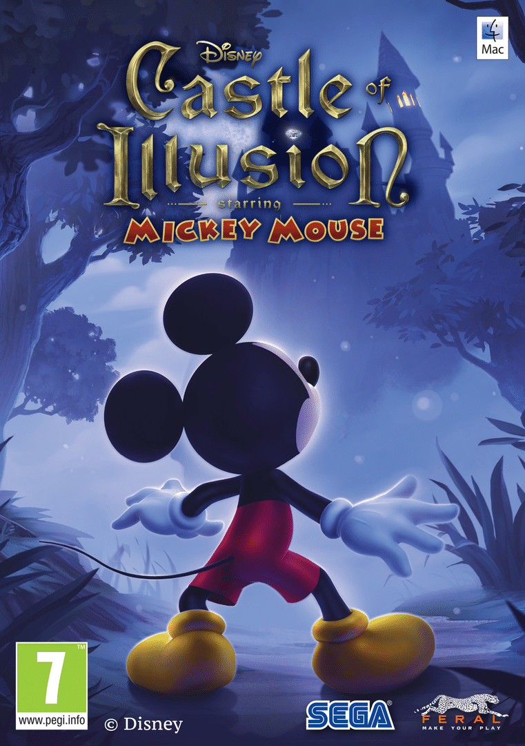 buy Castle of Illusion Starring Mickey Mouse cd key for all platform