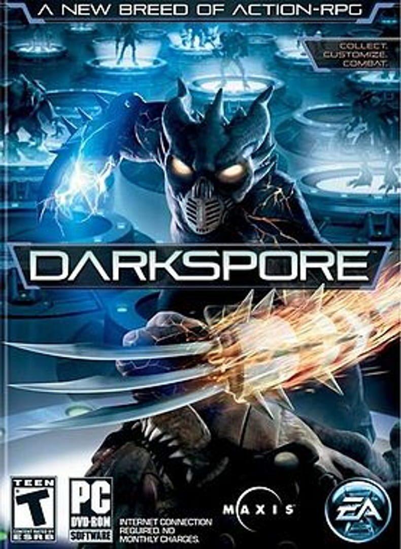 buy Darkspore cd key for all platform