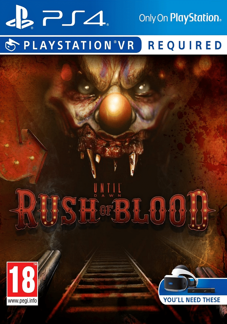 buy Until Dawn: Rush of Blood cd key for all platform