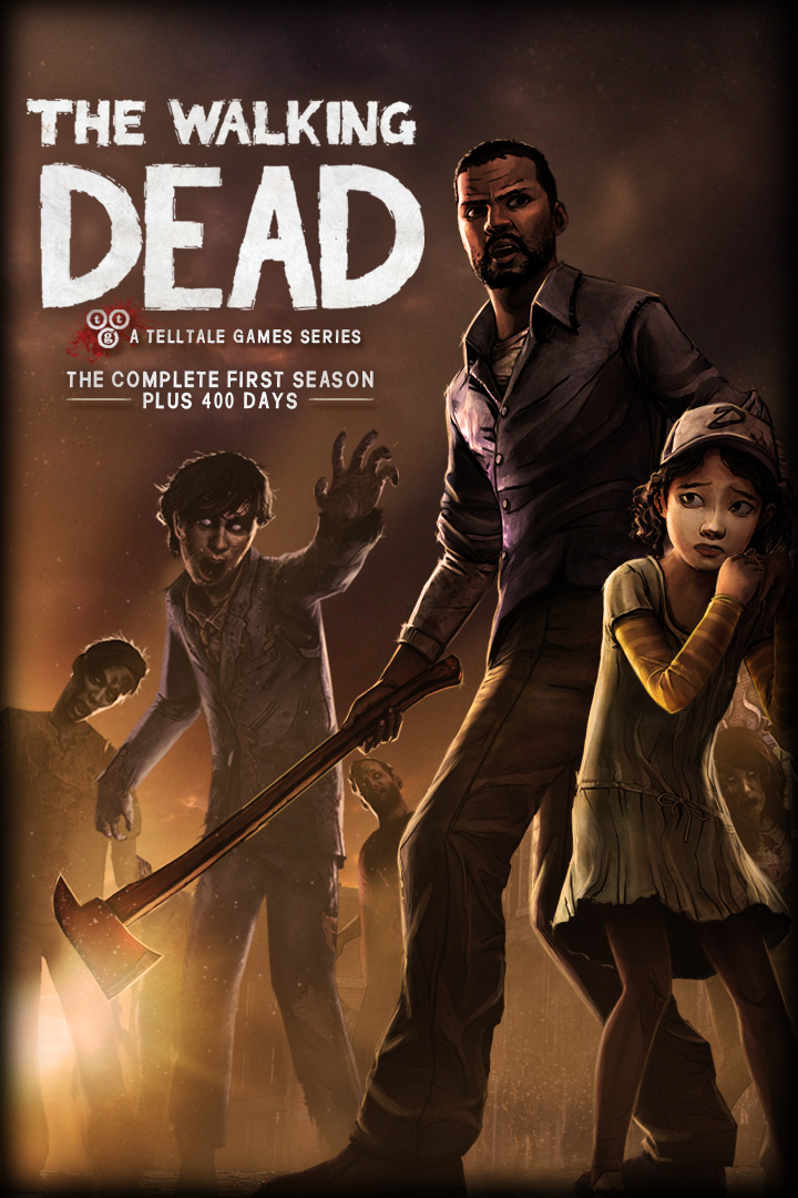 buy The Walking Dead: The Complete First Season cd key for all platform