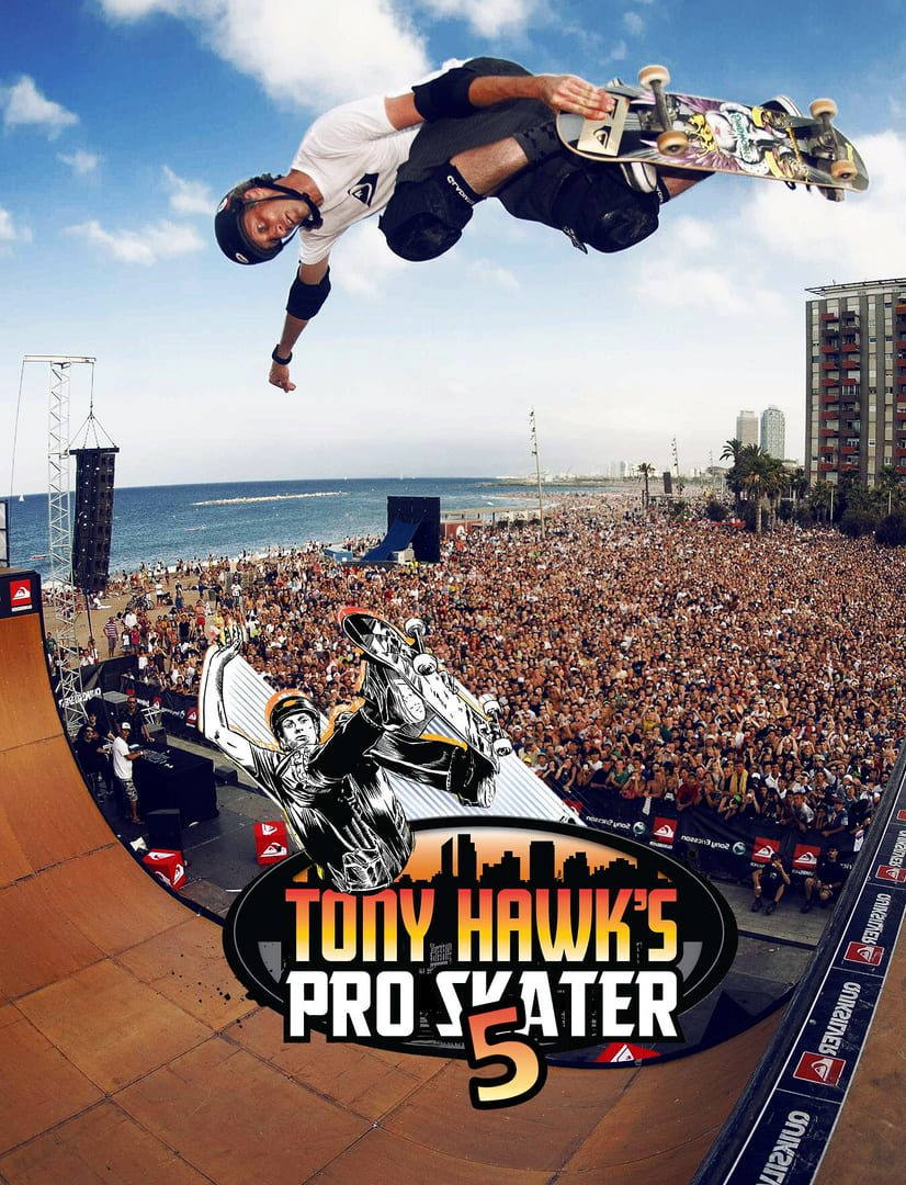 buy Tony Hawk's Pro Skater 5 cd key for all platform