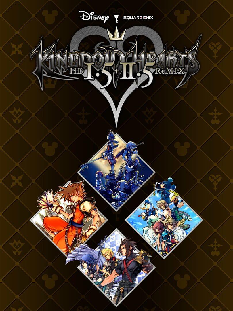 buy Kingdom Hearts HD 1.5 + 2.5 ReMIX cd key for all platform