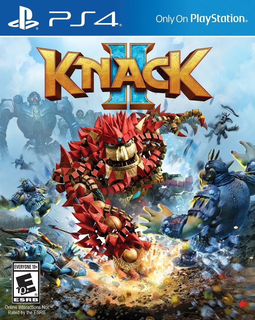 buy Knack II cd key for pc platform