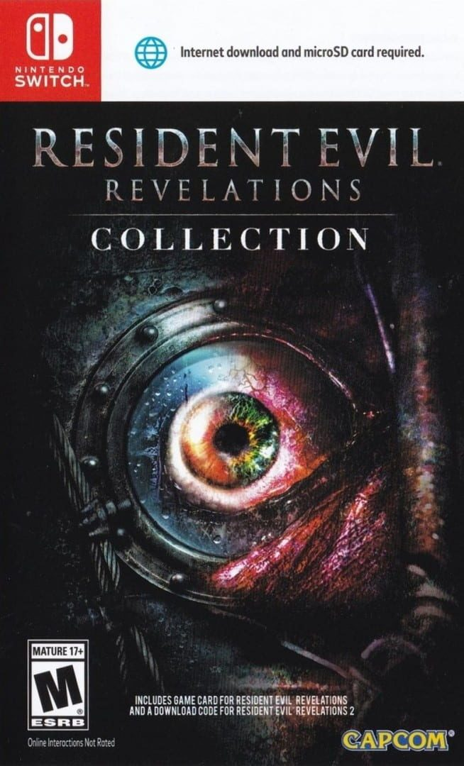 buy Resident Evil Revelations Collection cd key for all platform
