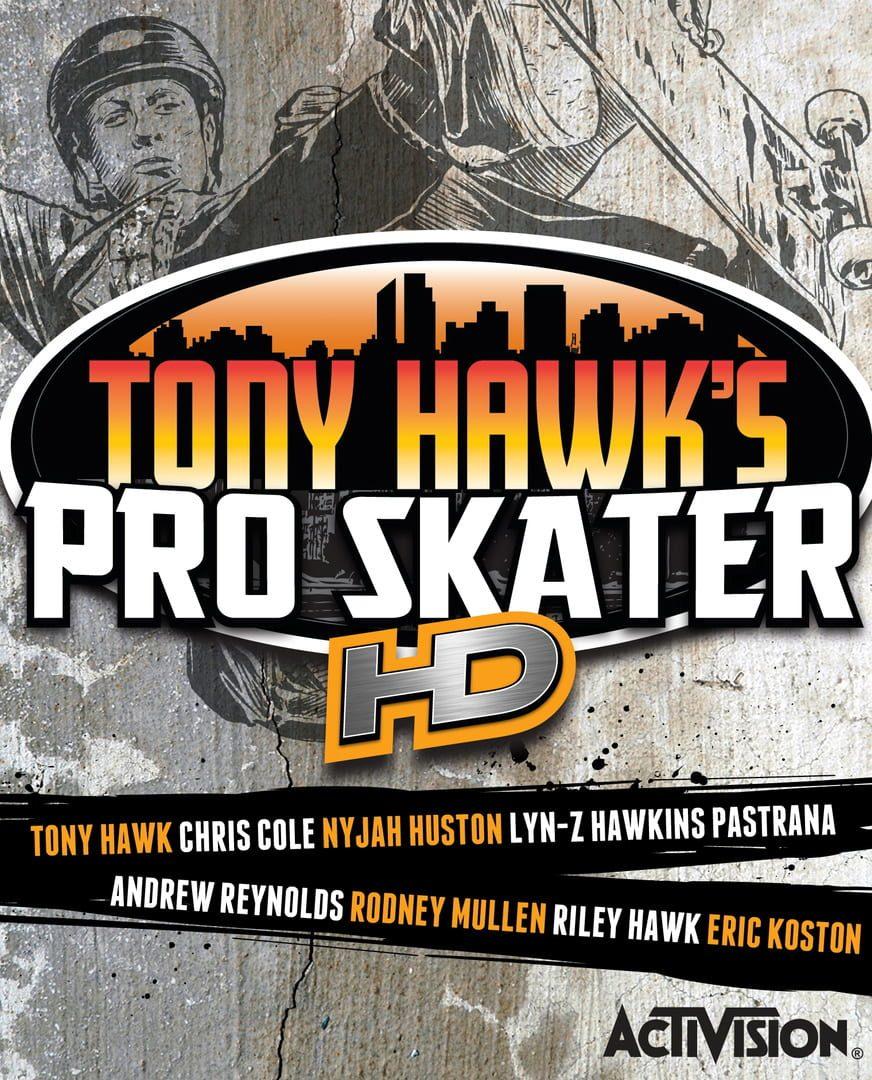 buy Tony Hawk's Pro Skater HD cd key for pc platform