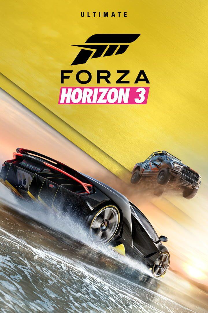 Buy Cheap Forza Horizon 3: Ultimate Edition CD Keys Online