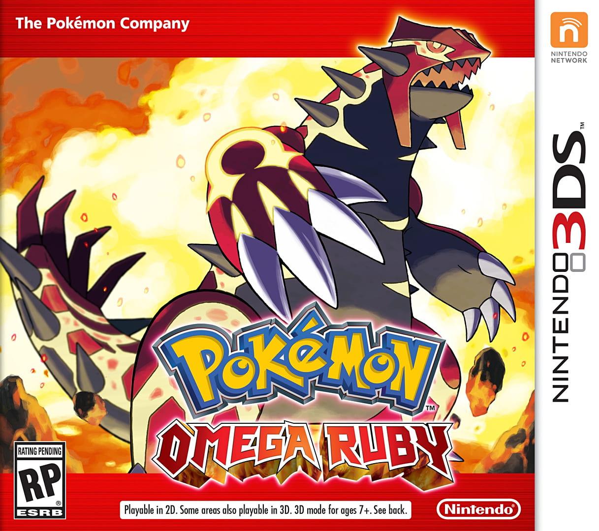 Buy Cheap Pokémon Omega Ruby CD Keys Online • CDKeyPrices.com