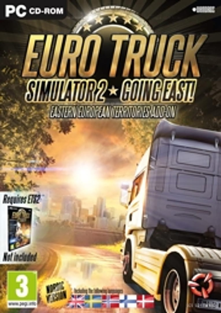 Buy Cheap Euro Truck Simulator 2 - Going East CD Keys Online