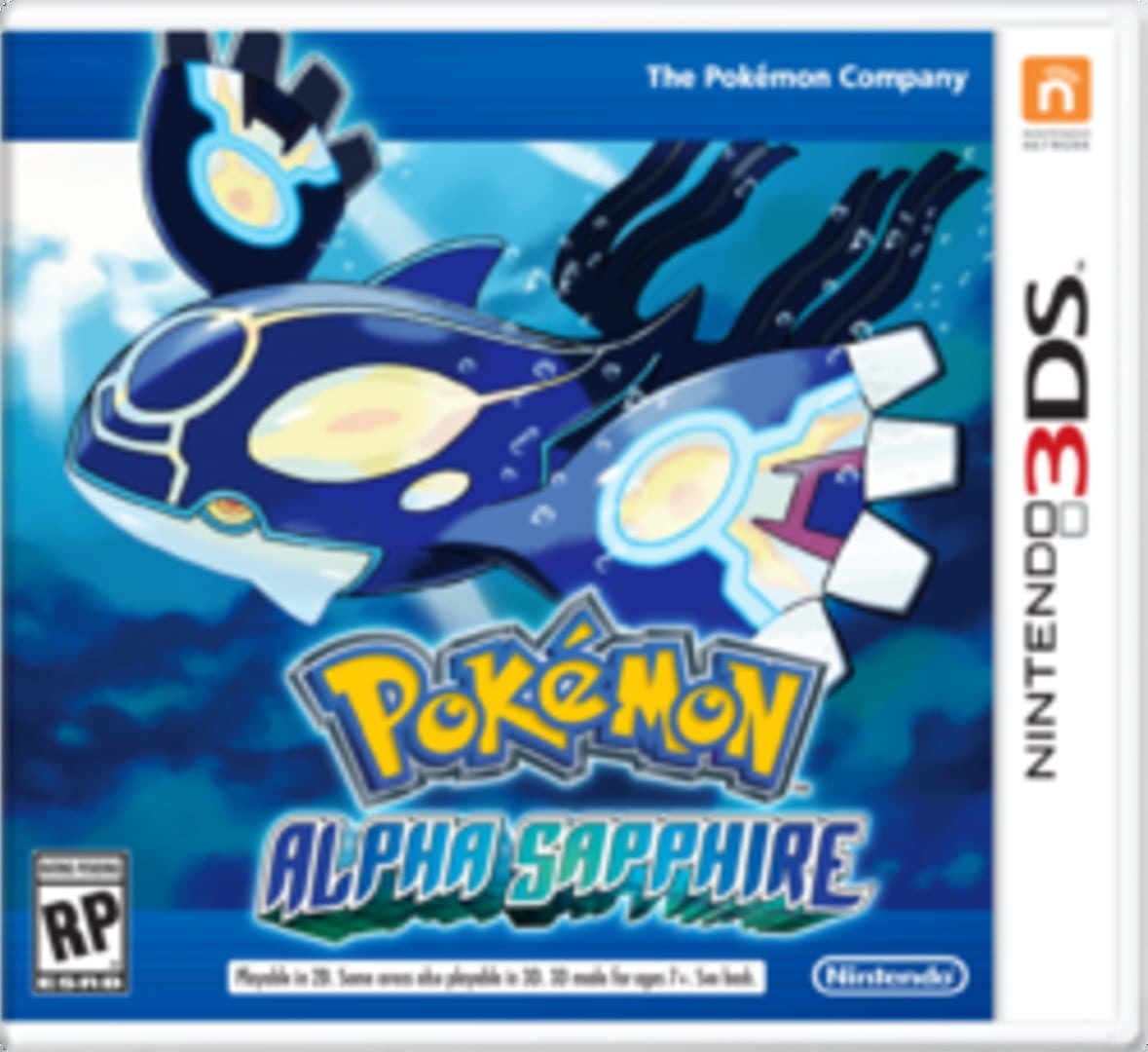 Buy Cheap Pokémon Alpha Sapphire CD Keys Online • CDKeyPrices.com