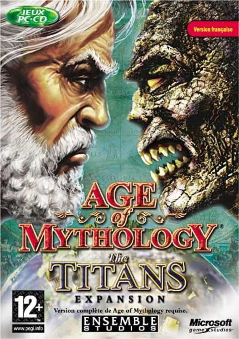Age Of Mythology The Titans CD Key (7 Downloads Available)