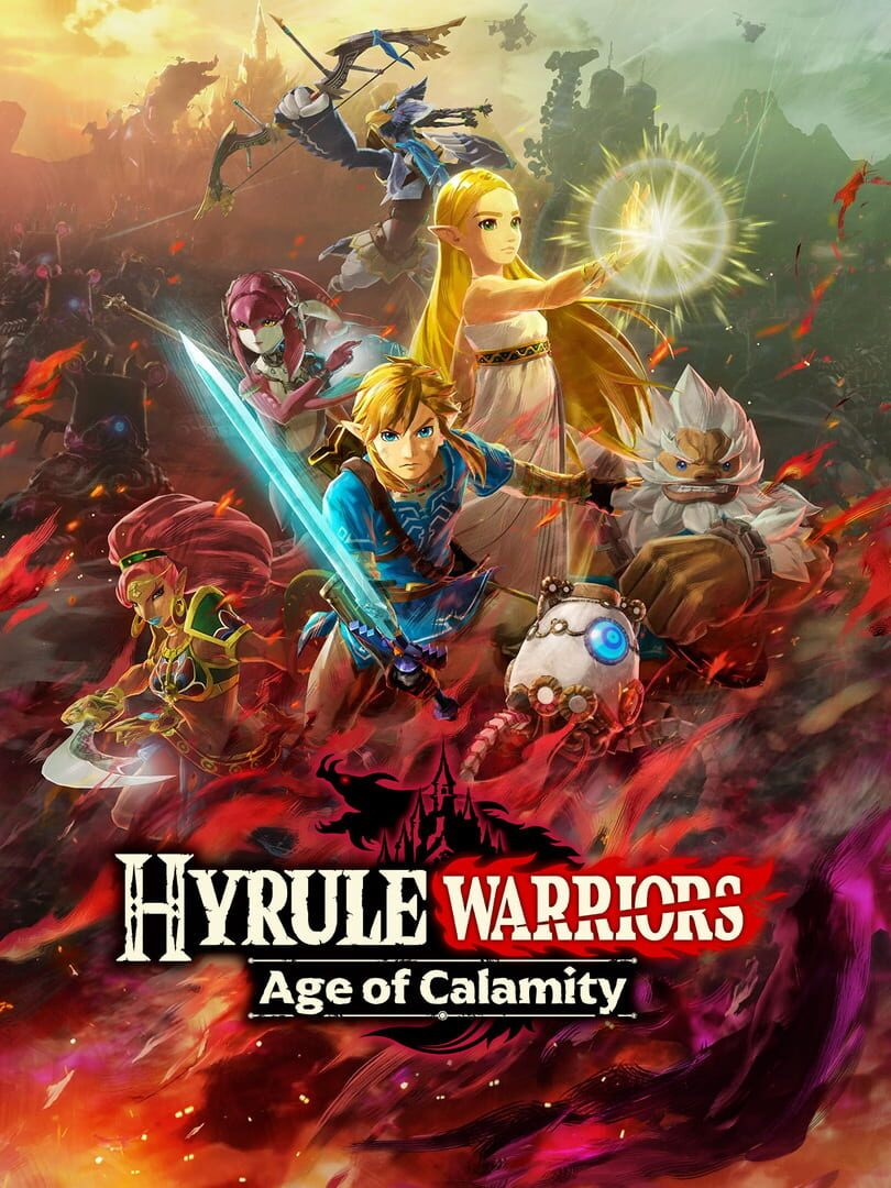 Buy Cheap Hyrule Warriors Age Of Calamity Cd Keys Online Cdkeyprices Com