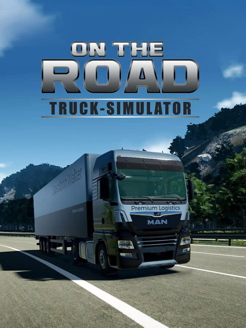 buy On The Road: The Truck Simulator cd key for xbox platform