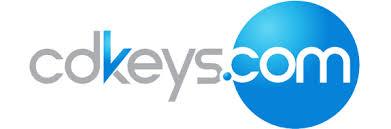 cdkeys.com cd key store logo